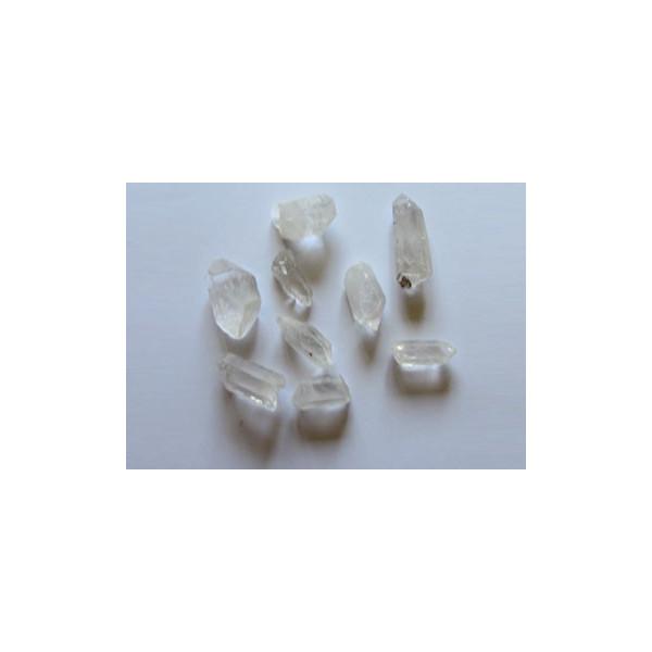 Cuarzo cristal de roca (20-30g) (1 und.)