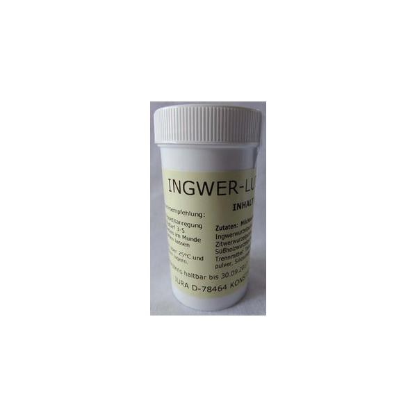Comprimidos de Jengibre para ayuno (150 comp)
